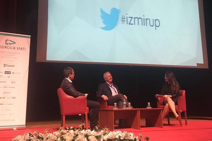 TÜSİAD Başkanı Erol Bilecik İzmir Girişimcilik Ekosistemiyle Bir Araya Geldi