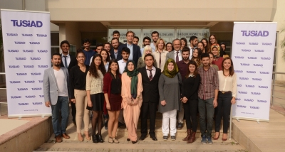 TÜSİAD Gençlik Platformu Batı Akdeniz Çalıştayı Antalya'da düzenlendi