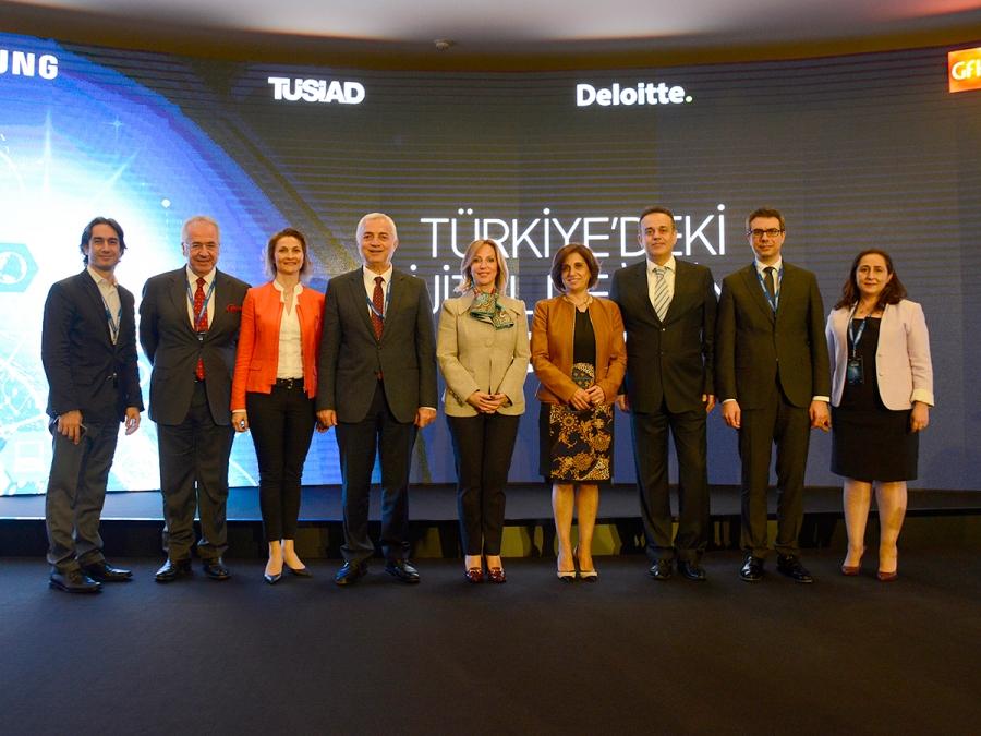 """""""Türkiye'deki Dijital Değişime CEO Bakışı"""" Araştırma Sonuçları Açıklandı"""