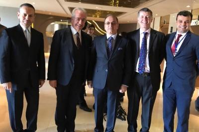 """TÜSİAD """"Türkiye - Birleşik Krallık Bilim ve İnovasyon Platformu Toplantısı""""nı Düzenledi"""