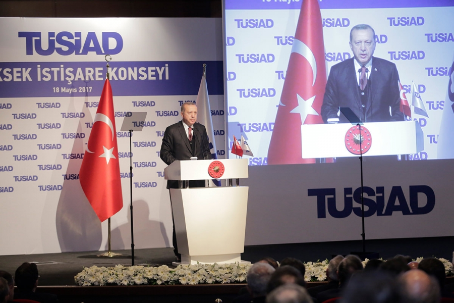 TÜSİAD 2017 Yılının İlk Yüksek İstişare Konseyi Toplantısını İstanbul'da Düzenledi