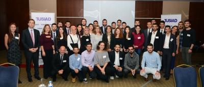 TÜSİAD Gençlik Platformu İç Anadolu Çalıştayı Ankara'da Düzenlendi