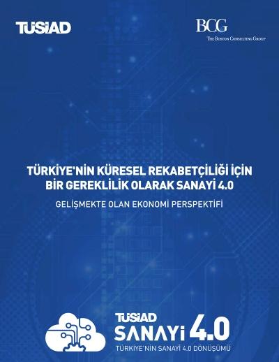 Türkiye'nin Sanayi 4.0 Dönüşümü
